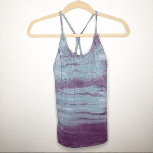 Hard Tail Forever Freestyle Tank Built in Bra